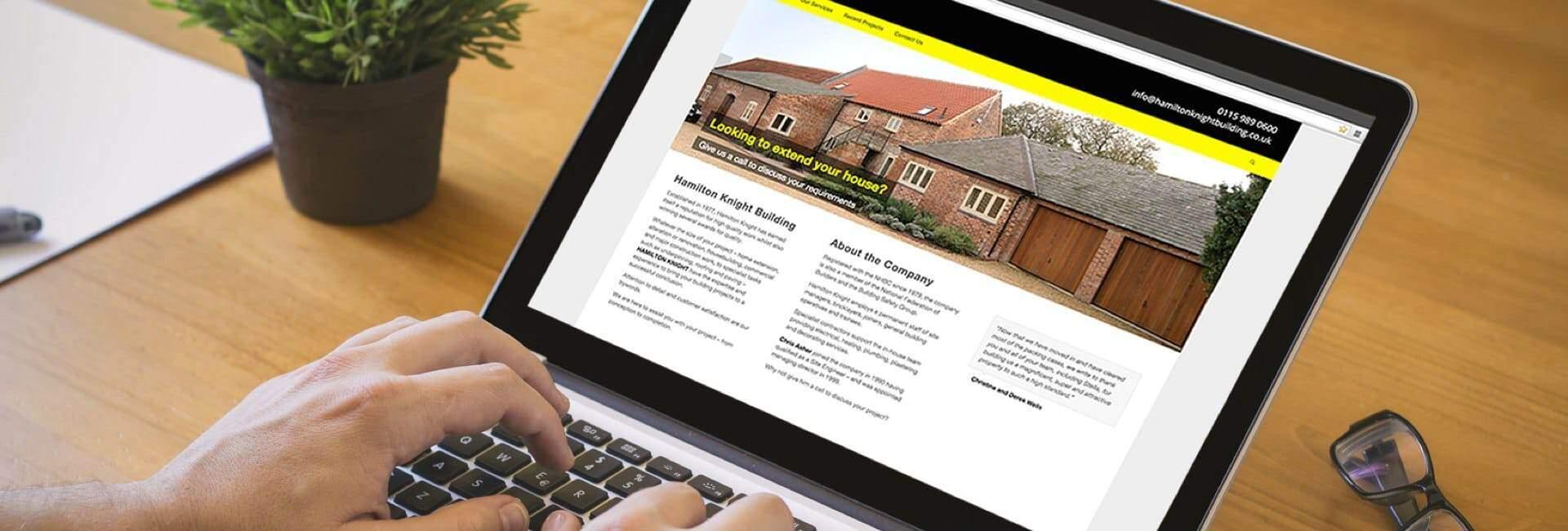 Let us manage your website